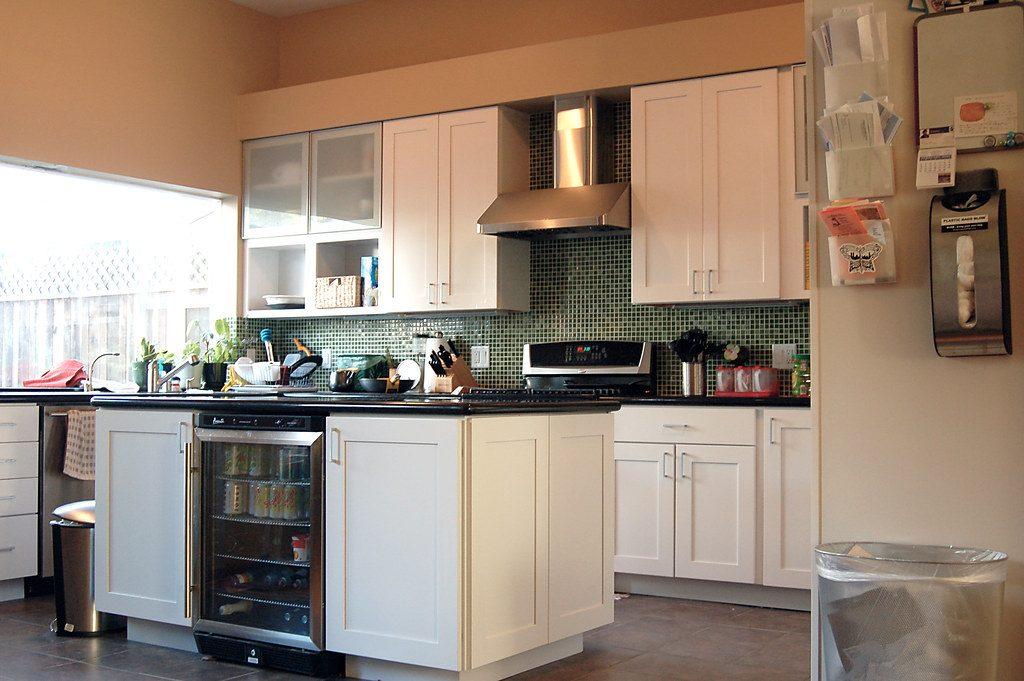 kitchen design with kitchen island