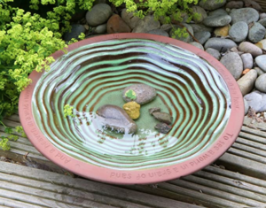 Wildlife World Echo Bird Bath