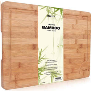 bamboo wooden cutting board