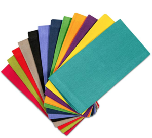 Cloth napkins pack of 12