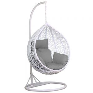 Practical and fine - Rattan hanging swing