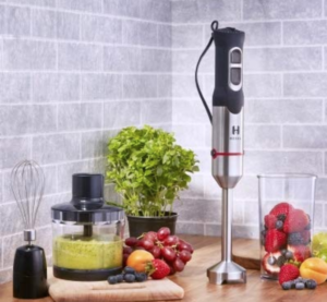 immersion hand blender for come cooking