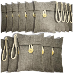 Activated Bamboo Charcoal Bags
