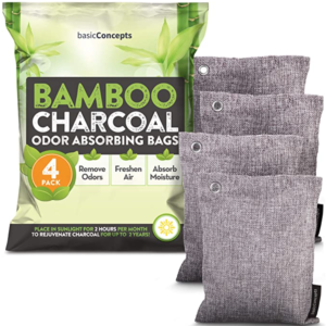Bamboo Charcoal Bags Odor Absorber