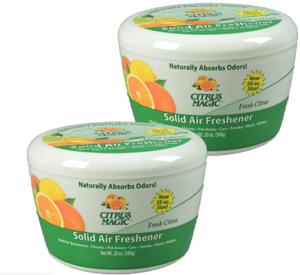 Citrus Solid Air Freshener