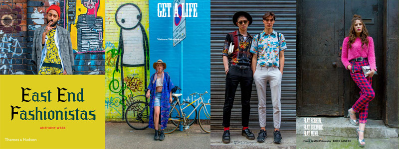 Gifts for her - East End Fashionistas, Anthony Webb