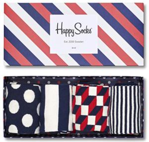 Happy Socks Men's Stripe Gift Box