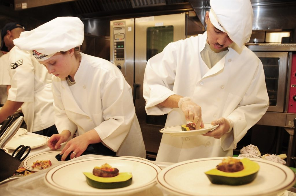 chefs competition for foodies