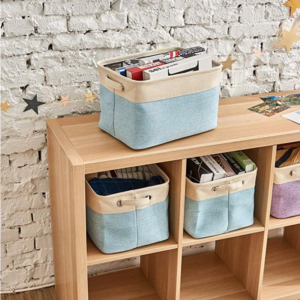 foldable storage boxes