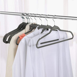 thin hangers for clothes