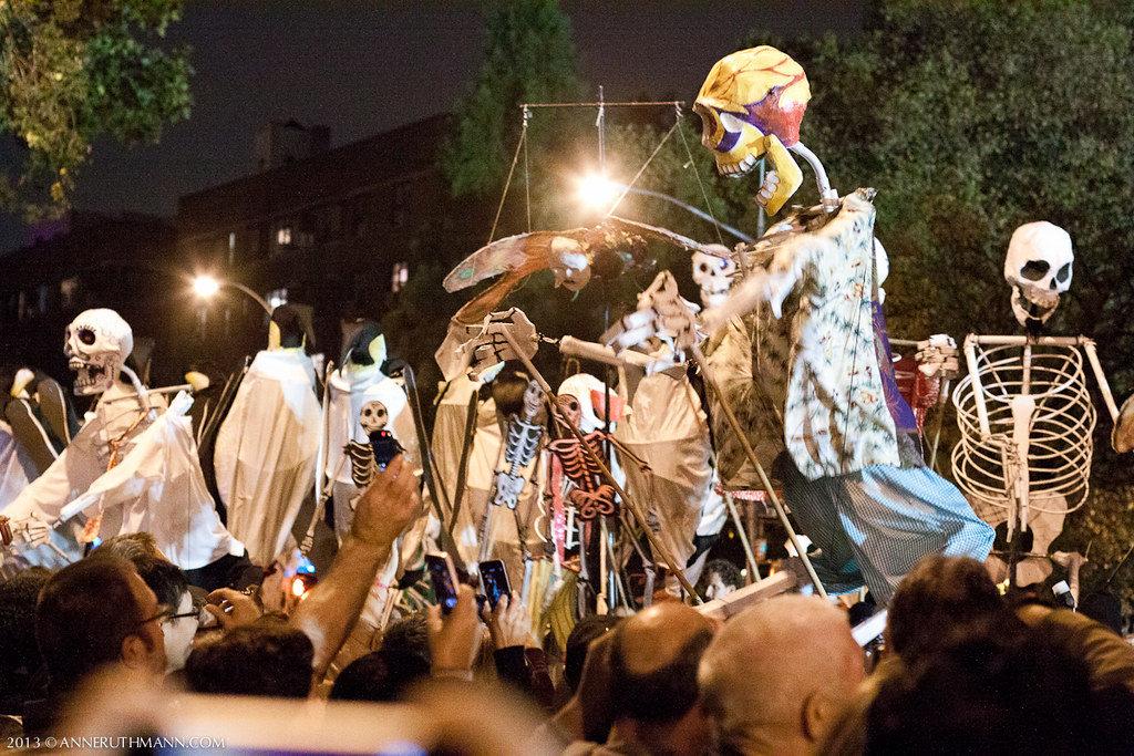NYC Village Halloween Parade
