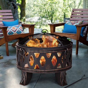 Outdoor Patio Fire Pit Heater