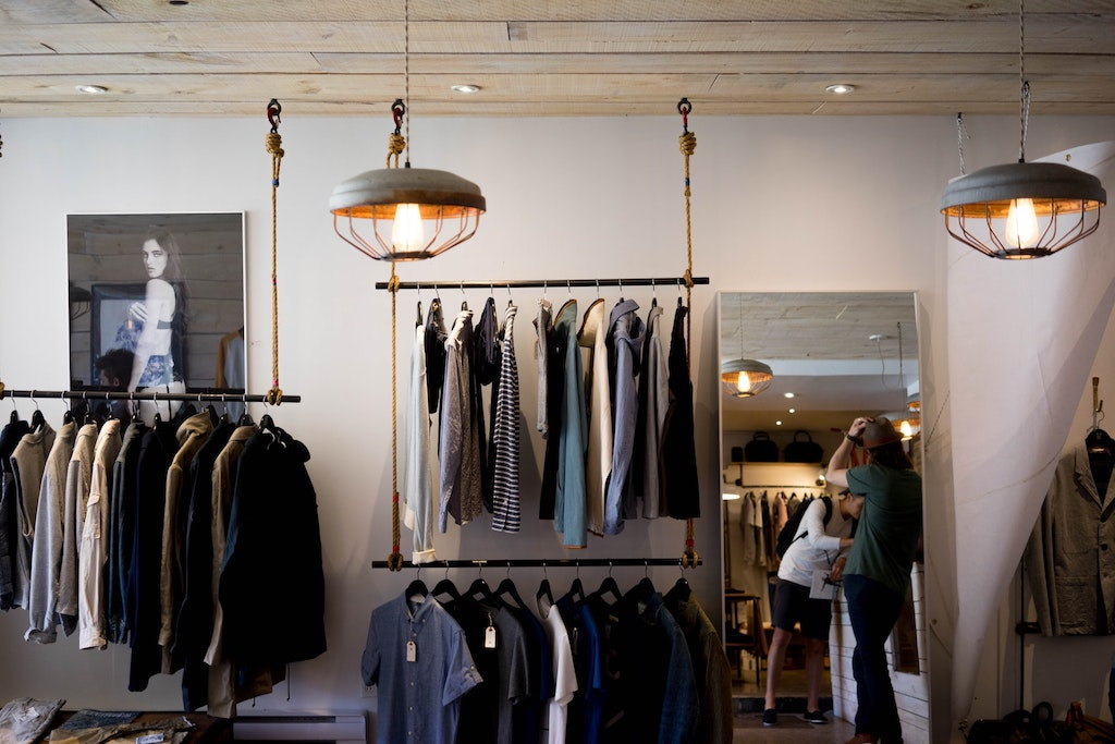 clothes to rent