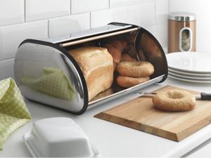 Addis Deluxe Roll Top Bread box