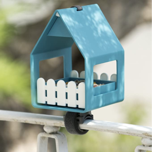 Emsa Landhaus railing clip for bird feeders