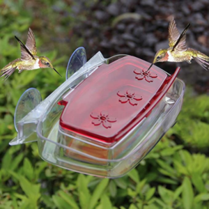 Maggift Window Hummingbird Feeder