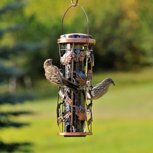 Perky-Pet Copper Meadow Wild Bird Feeder