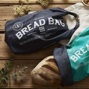 reusable bread bag