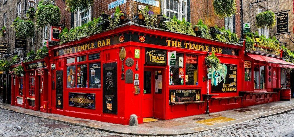 Dublin Temple Bar Pub - things to do in Dublin