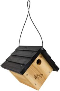 Nature's Way Bird Cedar Wren House bird nest box