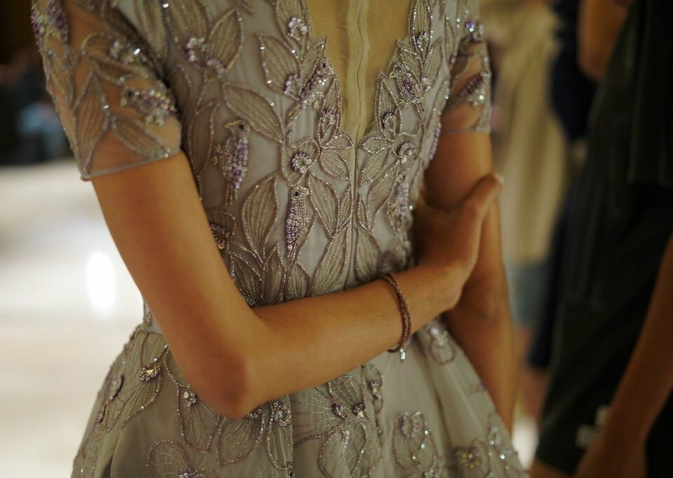 Benefits of Posh Secondhand Clothes - a designer dress