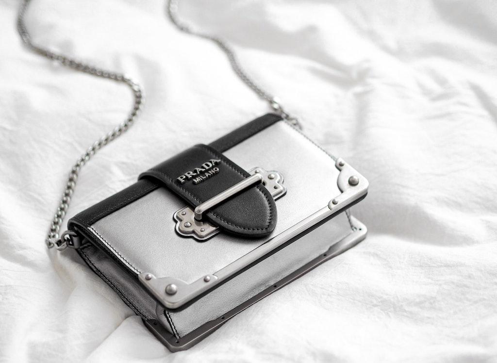 Benefits of Posh Secondhand Clothes - designer prada bag