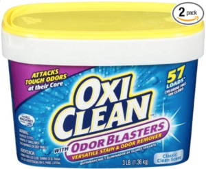 OxiClean with Odor Blasters Versatile Stain and Odor Remover